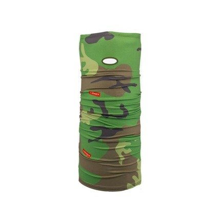 Airhole Airtube - Drylite Woodland Camo S/M