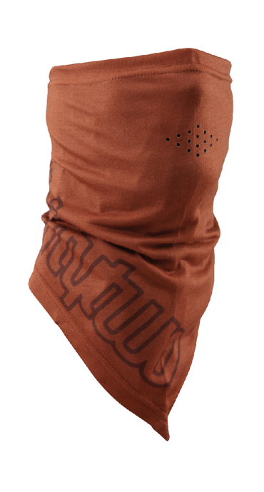 Bandana Thirtytwo - Bandito Face Mask Burnt Orange