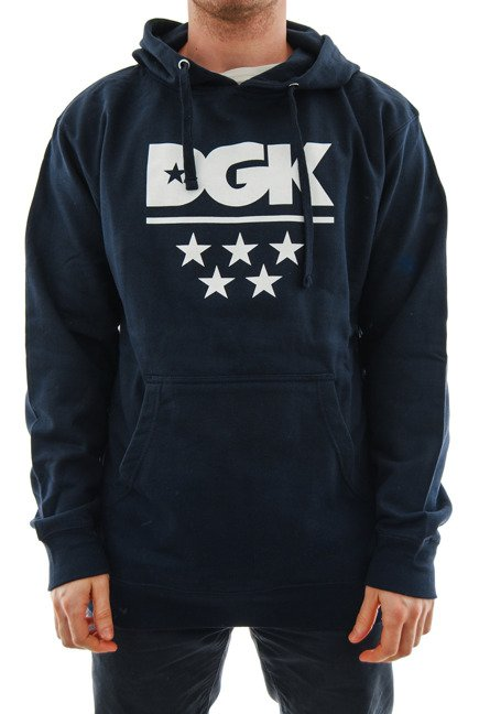 Bluza DGK - All star navy