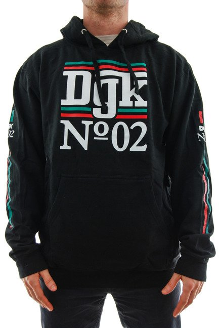 Bluza DGK - NO2 black