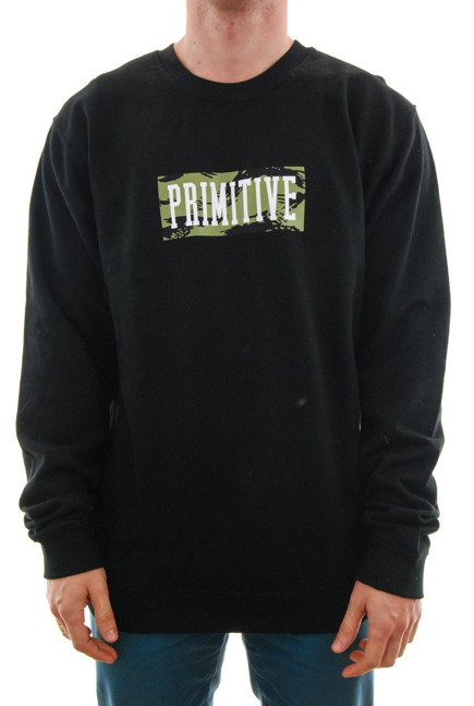 Bluza Primitive - Brushed Camo Box Black