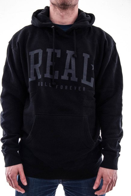 Bluza Real -  Underclass Forever black