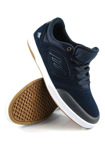 Buty Emerica - Dissent Navy/White
