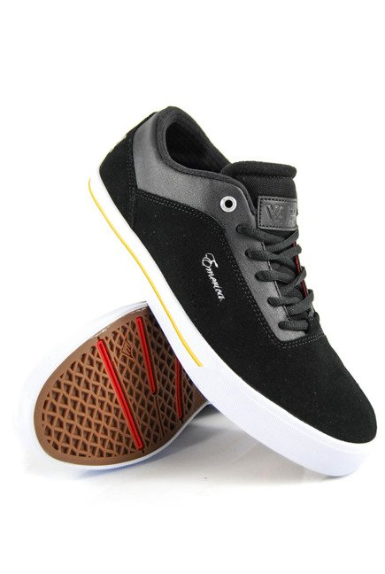 Buty Emerica  - G Code Re Up X Vol 4 black/white/gold