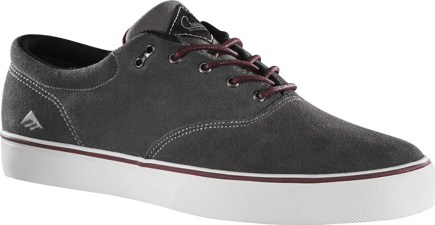 Buty Emerica - The Reynolds Cruiser Grey/Burgundy