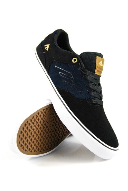 Buty Emerica - The Reynolds Low Vulc Black/Navy