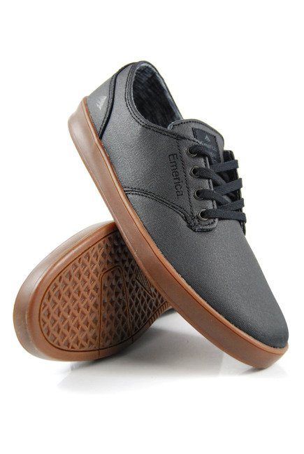 Buty Emerica  - The Romero Laced Black/Gum/Dark Grey Vege!
