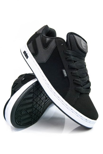 Buty Etnies - Fader Black/White/Silver