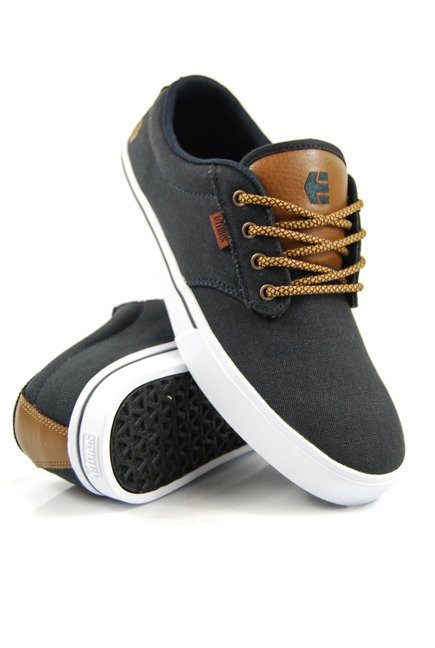 Buty Etnies - Jameson 2 Eco Navy/Tan/White