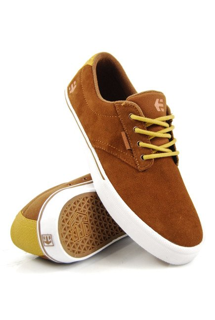Buty Etnies - Jameson Vulc Brown/Tan