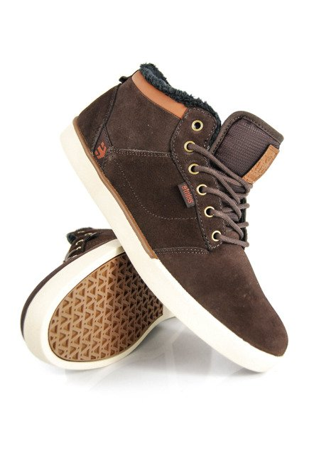Buty Etnies - Jefferson Mid Brown/Brown