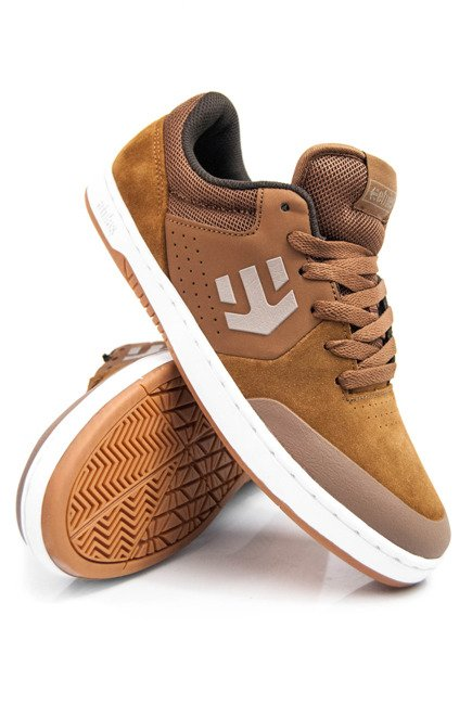 Buty Etnies - Marana Brown/White/Gum