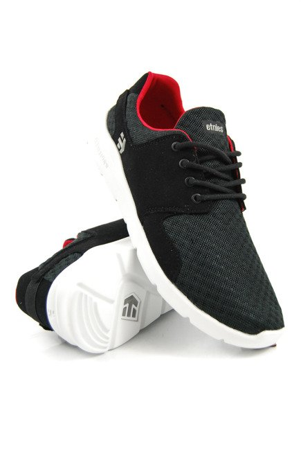 Buty Etnies - Scout XT  black/white/red