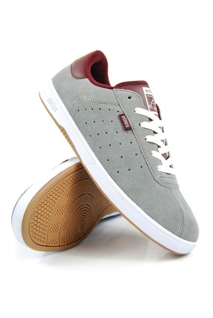 Buty Etnies - The Scam Grey/Burgundy