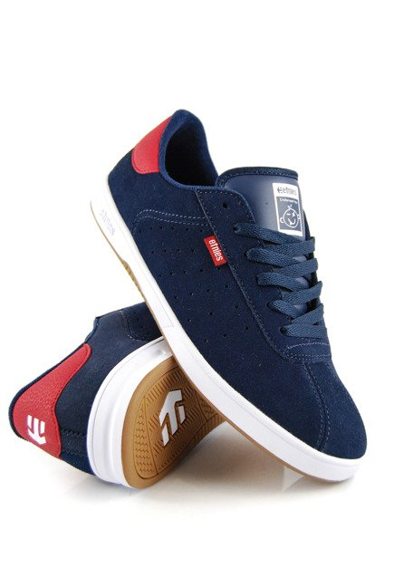Buty Etnies - The Scam Navy/Red/White