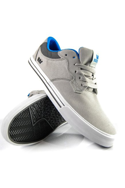 Buty Supra - Axle Light Grey/Charcoal-White