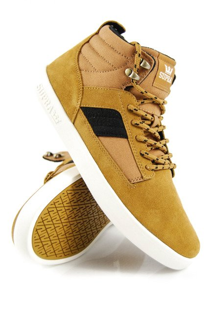 Buty Supra - Bandit Tan-Off White