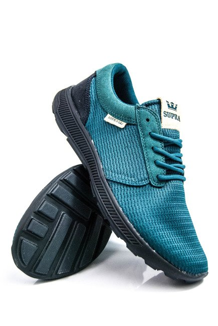 Buty Supra - Hammer Run Deep Teal-Black