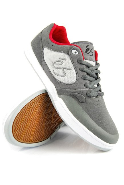 Buty éS - Swift 1.5 grey/light grey/red