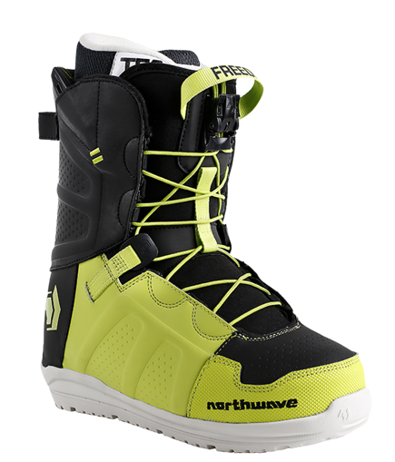 Buty snowboardowe Northwave - Freedom Lime/Black