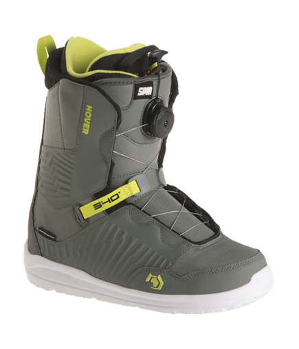 Buty snowboardowe Northwave - Hover Spin Grey