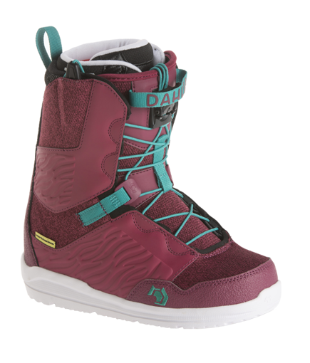 Buty snowboardowe Northwave - WMN Dahlia Purple Red
