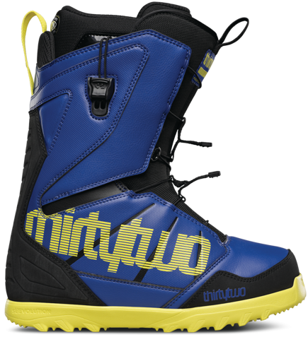 Buty snowboardowe ThirtyTwo - Lashed FT Blue