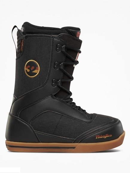 Buty snowboardowe ThirtyTwo - Lo Cut Black