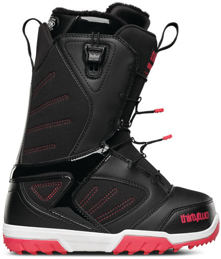 Buty snowboardowe ThirtyTwo WMN - Groomer FT Black