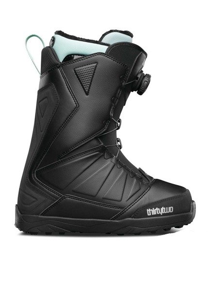 Buty snowboardowe ThirtyTwo - Wmn Lashed Boa Black