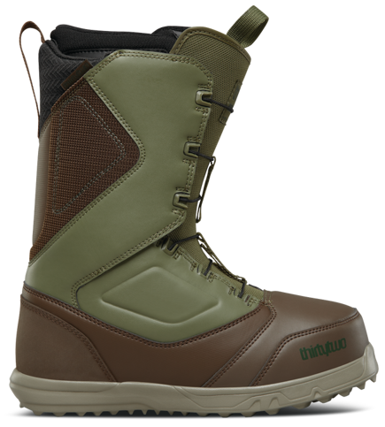 Buty snowboardowe ThirtyTwo - Zephyr FT Brown/Green
