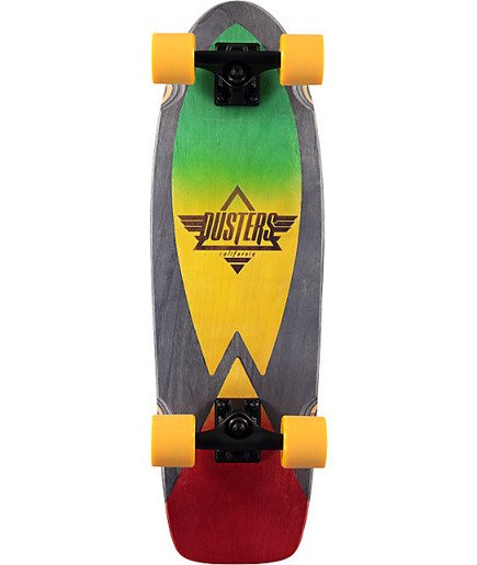 Cruiser Dusters California - Cazh Rasta