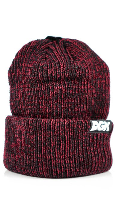 Czapka DGK - Classic 2 Burgundy Heather