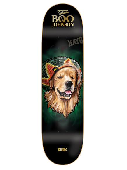 Deck DGK - Johnson Spirit Animal