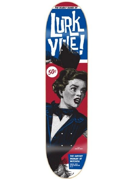 Deck Lurkville - Ruby Dames