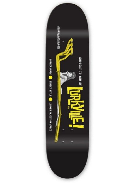Deck Lurkville - Skinny Pipes