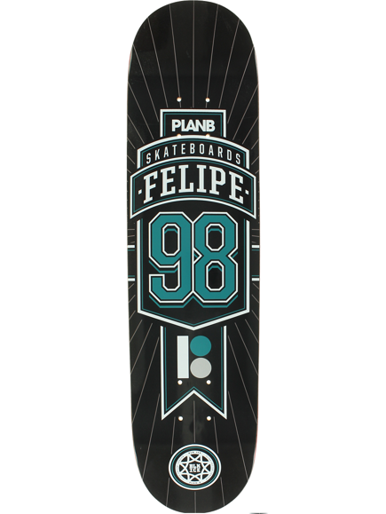 Deck Plan B - Felipe Genisis Black Ice