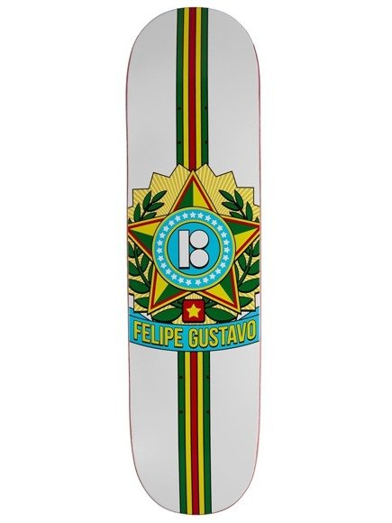 Deck Plan B - Felipe Seal Balck Ice
