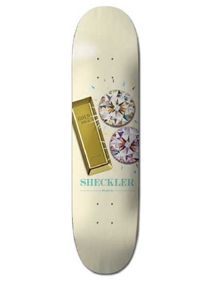 Deck Plan B - Sheckler Bling