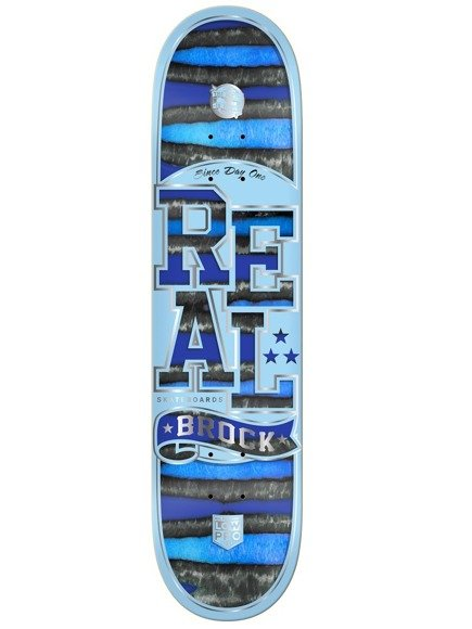 Deck Real - Brock Spectrum Low Pro II