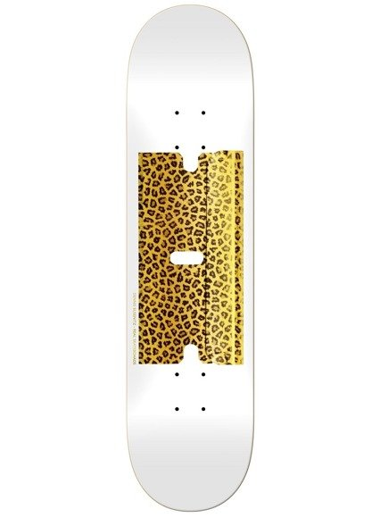 Deck Real - Busenitz Furry Fun White NEW Plus size!!
