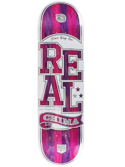 Deck Real - Chima Spliced Low Pro II