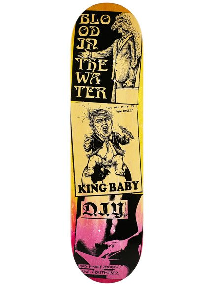 Deck Real - Donnelly KingBaby
