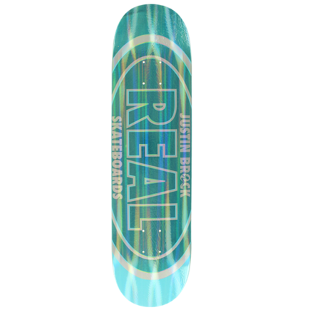 Deck Real - Holo Oval Brock 8.06''