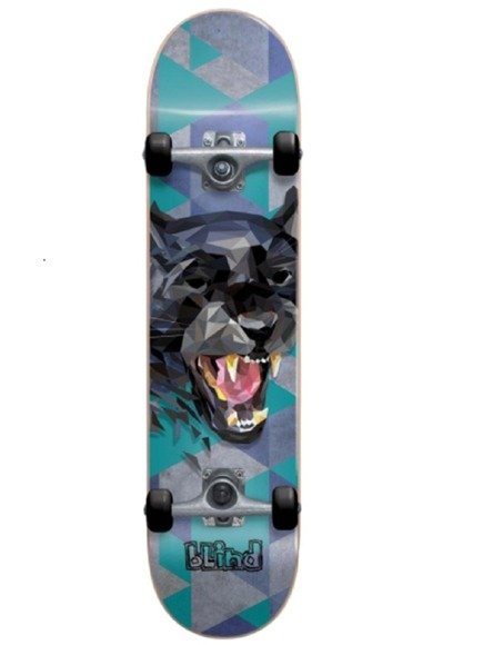 Deska kompletna Blind - Panther Soft Wheel Teal