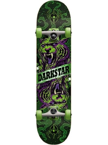 Deska kompletna Darkstar - Full Throttle Red
