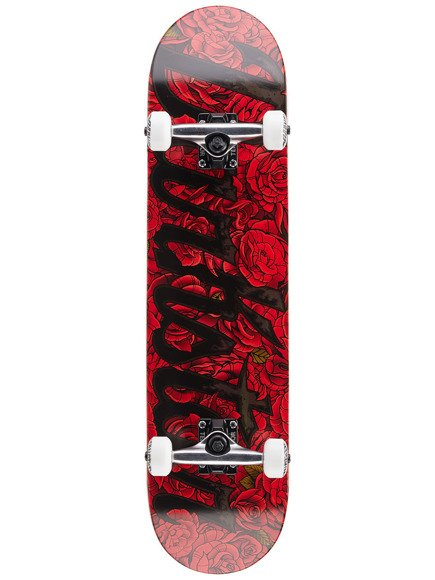 Deska kompletna Darkstar - Roses Red Soft Wheels