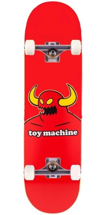 Deska kompletna Toy Machine - Monster Mini Red