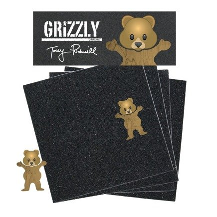 Griptape - Grizzly x Torey Pudwill Bear Griptape