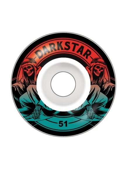 Kółka Darkstar - Magic Red Fade